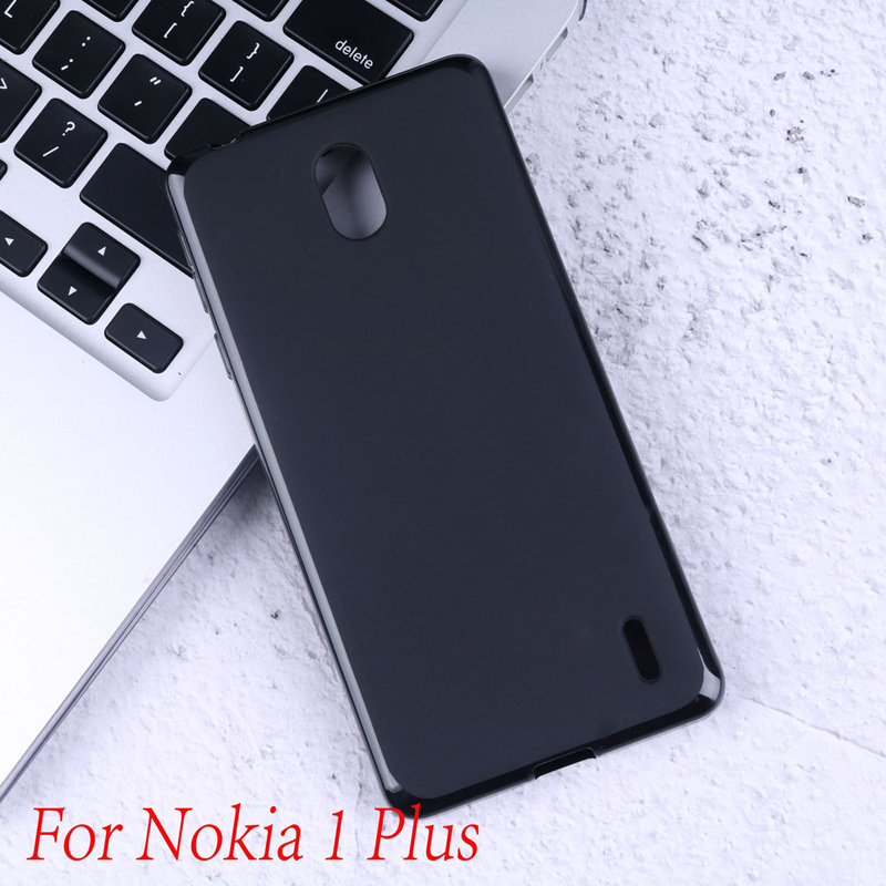 For <font><b>Nokia</b></font> <font><b>1</b></font> <font><b>Plus</b></font> 2019 Case For Nokia1 <font><b>Plus</b></font> Case Silicone TPU Cover Phone Case On <font><b>Nokia</b></font> 1Plus 2019 <font><b>TA</b></font>-<font><b>1130</b></font> <font><b>TA</b></font>-1111 <font><b>TA</b></font>-1123 Funda image