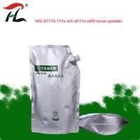 YLC 1KG D111S 111s mlt d111s refill toner powder compatible for Samsung M 2020 2020W 2022 2022W 2070 2070W 2070F 2071 2074FW
