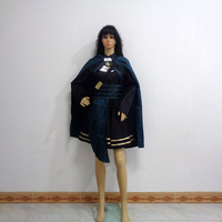 Thor 3 Costume The Dark World Loki Female Sex Reversion Halloween Uniform Outfit Cosplay Costume Customize Any Size