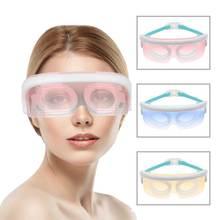 Eye-Mask Compress Rejuvenation Anti-Wrinkles-Tightening Spectrometer 3-Lights Hot Photon