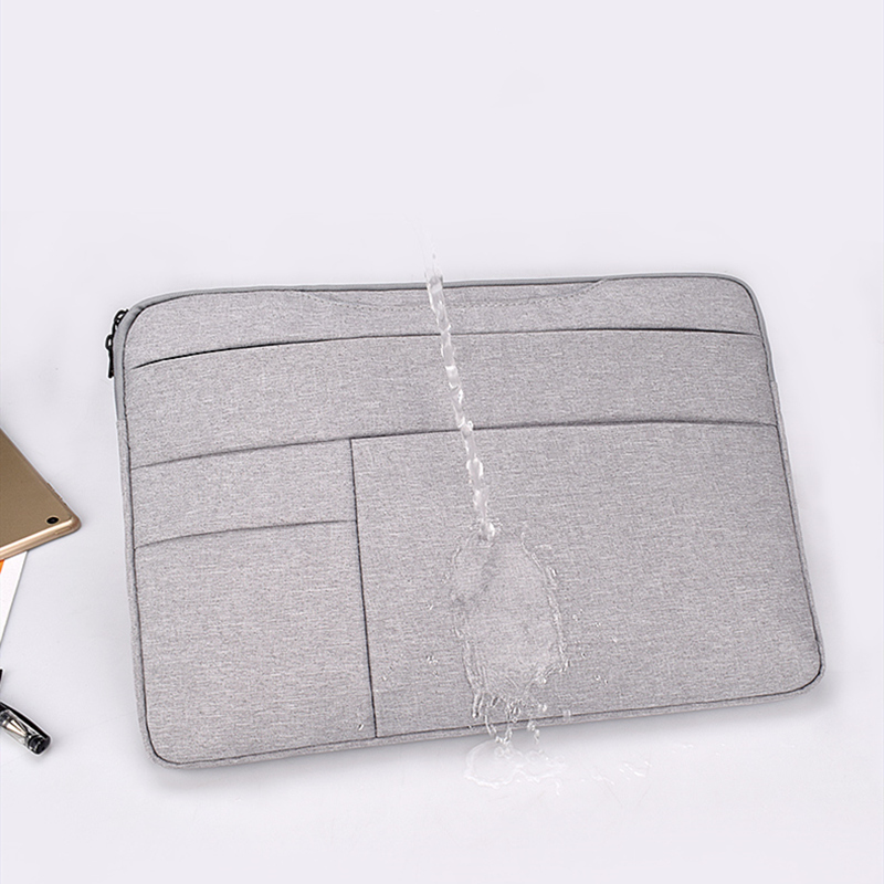 Waterproof Laptop Sleeve Pocket MacBook Air Pro Case Ride with Koi Cover for All Computer Notebook 15 Inch
