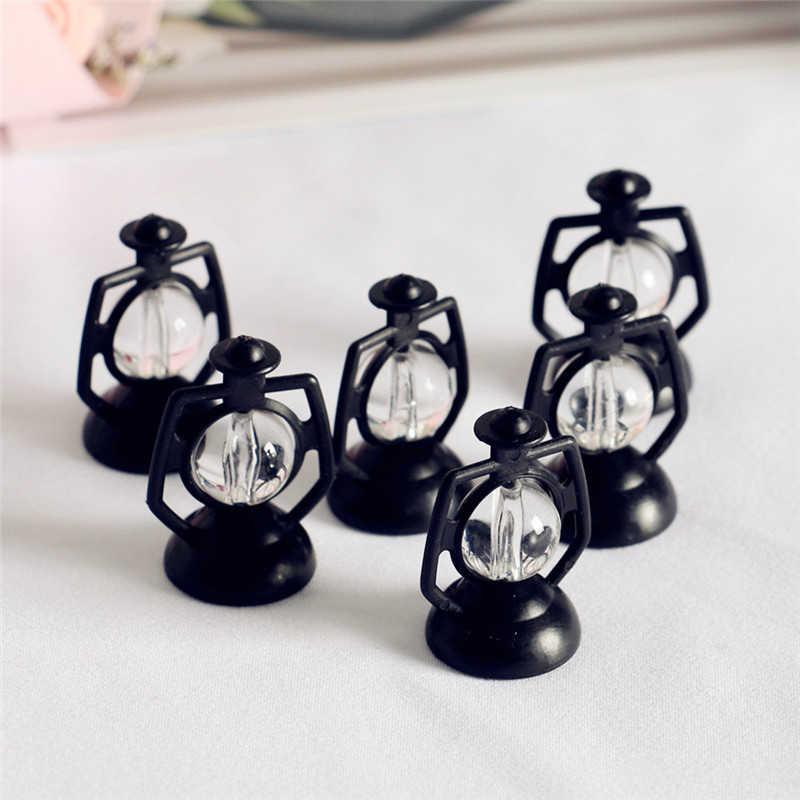 5 أنماط مصباح زيتي صغير ل 1:12 بيت الدمية مصغرة الحلي ميكور نموذج الاطفال لعبة لتقوم بها بنفسك دمية اكسسوارات 1 قطع