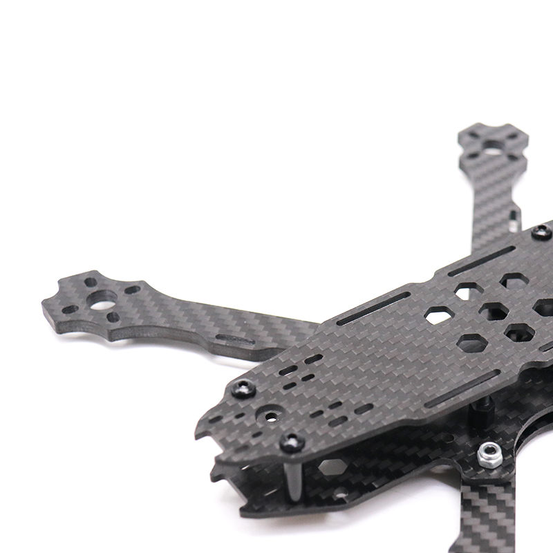 Image 4 - TCMMRC 5 Inch FPV Drone Frame Avenger 215 Wheelbase 215mm 4mm Arm Carbon Fiber for RC Racing FPV Drone Frame Kit-in Parts & Accessories from Toys & Hobbies