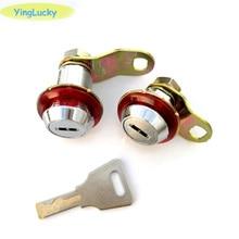 Yinglucky 1 шт. пластиковый сердечник 35 мм и 45 мм CAM дверной замок для jamma аркадные пинбол игры машины