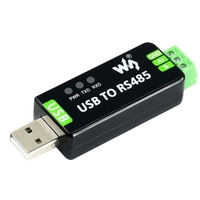 Waveshare industrial usb para rs485 conversor  com ft232rl original para dentro