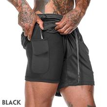 2020 New Summer Shorts Men Fitness Bodybuilding S Gyms Workout Male Breathable Quick Dry Sportswear Jogger