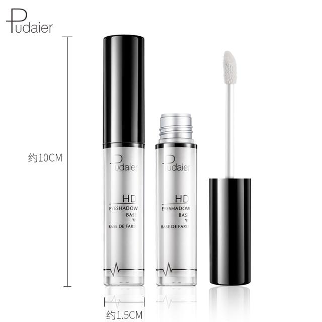 Pudaier Eyeshadow Primer Eye Concealer Base for Shadows Eyeshadow Base Under Shadow Long Lasting 24 Hour Makeup Bases Cosmetics 4