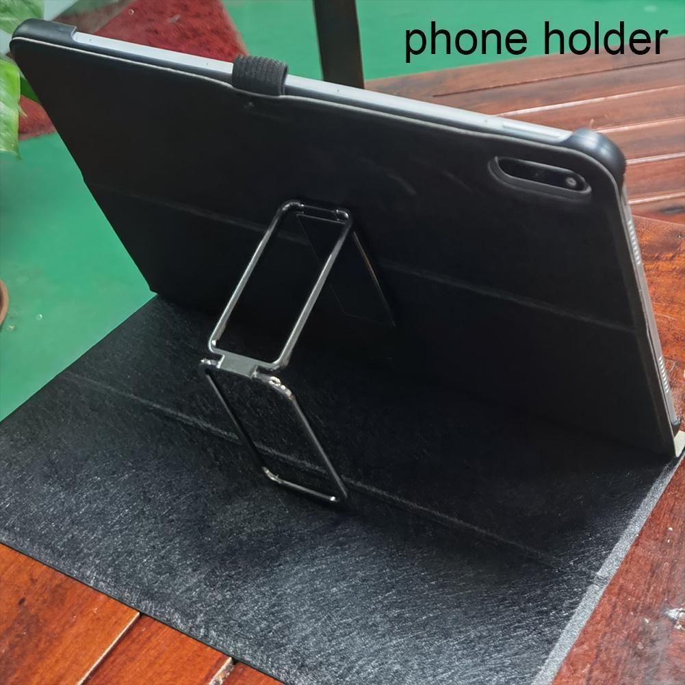 Складной мобильный телефон держатель с круглой пряжкой; Выдвижной настольный мобильный телефон держатель металлический держатель мобильн...