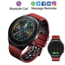 Montre connectée MT3 pour hommes et femmes, lecture de musique, mémoire 8G, appels, Bluetooth, moniteur de fréquence cardiaque, dactivité physique, moniteur de santé, étanche