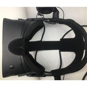 Image 2 - מהיר שחרור סרט מתאם עבור צוהר קרע S כדי Vive Deluxe אודיו רצועת VR אוזניות סרט נוחות התאמת מתאם