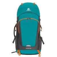 BOWTAC Neue Outdoor Bergsteigen Tasche Männer Sport Rucksack Wasserdicht Große-kapazität Reisetasche Wandern Camping Rucksack Frauen