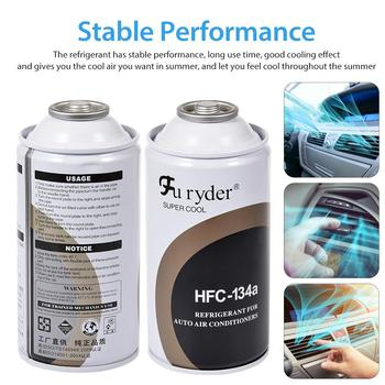 2020 R134A Automotive Air Conditioning Refrigerant Fast Cooling Automobile Refrigerant Self-sealing Container Cooling Agent