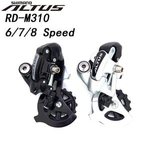 Image 1 - Shimano ALTUS RD M310 M310 7/8 سرعة 3x7s 3x8s دراجة جبلية ركوب الدراجات الجبلية الخلفية Derailleur
