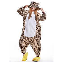 Leopard Bear Unisex Adult One-Piece Pajamas Cosplay Onesies Cartoon Adult One-piece Animal Sleepwear Pyjamas Christmas Costume pink unicorn cartoon animal onesies pajamas costume cosplay pyjamas adult onesies party dress halloween pijamas
