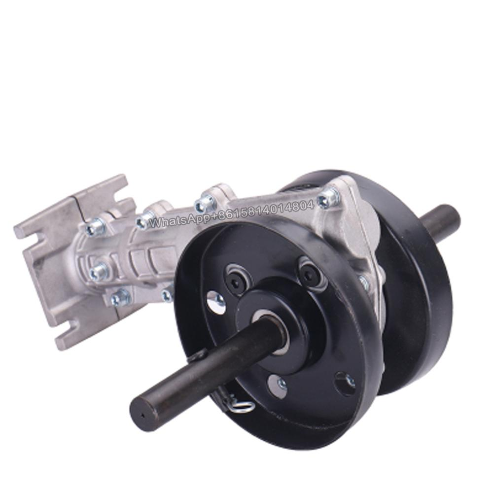 Gear box for anti-winding lawn mowerweeding wheel General-purpose gear box for Grass Trimmerbrush cutter accessories