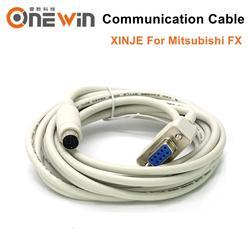 XINJE HMI Сенсорный экран подключения FX модель PLC Кабель связи между PLC и HMI