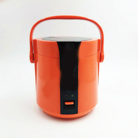 Household Electric 1.2L 220V Multifunctional Rice Cooker Non stick Portable Electric Multi Cooker EU/AU/UK For 1 2 People
