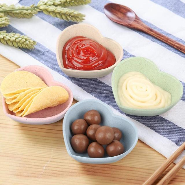 Multifunctional Seasoning Bowl Universal Sauce Oil Salt Sauce Vinegar Bowl Practica Household Plate Tableware Kitchen Accessorie 4