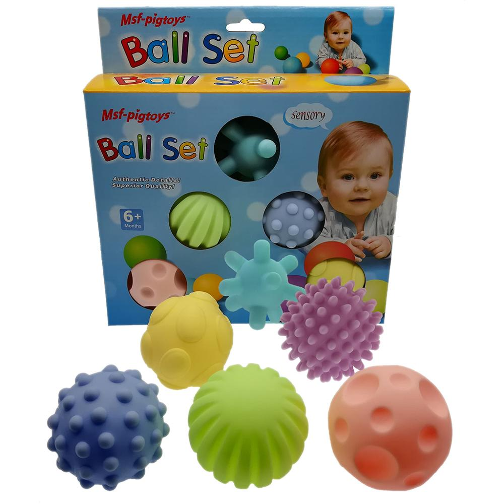 Baby Sensory Toy Ball Early Learning Educational Toys
