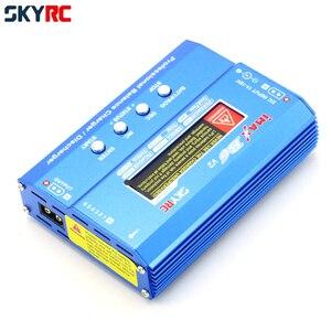 Оригинальный SKYRC IMAX B6 V2 B6V2 цифровой RC Lipo NiMh аккумулятор зарядное устройство с AC мощностью 12 В 5A адаптер для RC игрушки вертолета