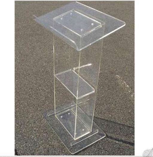 Clear Acrylic Lectern Church Lectern Perspex Church Transparent Acrylic Church Podium Pulpit Plexiglass