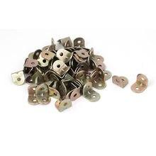 20mm x 20mm L Shape Right Angle Bracket Corner Brace Joint Support 100 Pcs 5x 3 pcs 125mm x 125mm corner brace joint right angle bracket