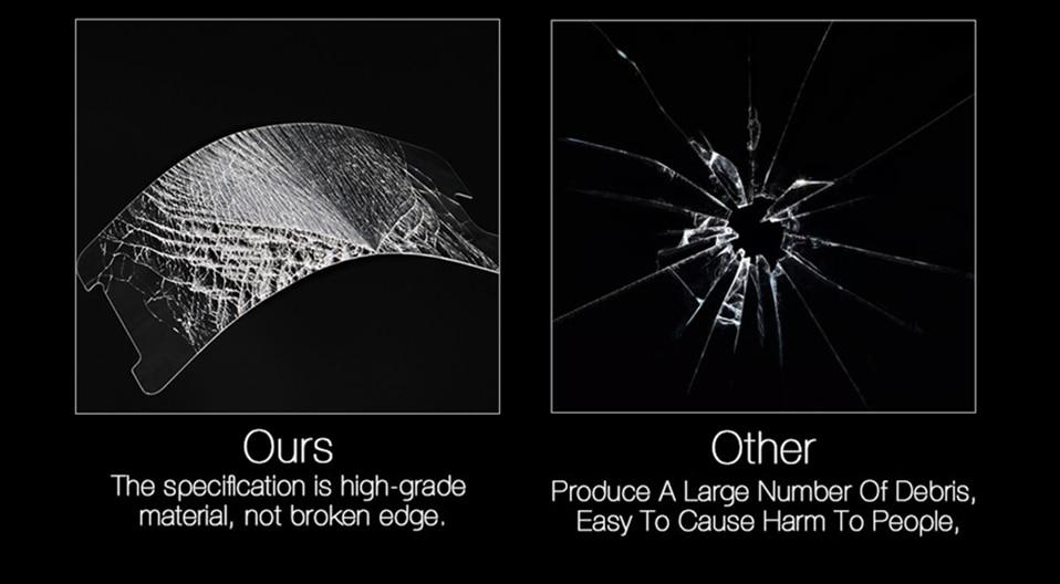 Glass Film on For Xiaomi mi 9t pro redmi k20 pro 7 7a pro Tempered Glass Screen Protectors (8)