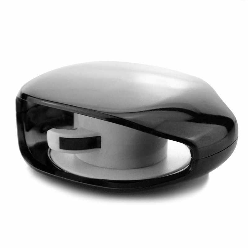 Nouveau enrouleur de câble automatique fermeture câble cordon fil organisateur bobine enrouleur enroulement intelligent pour fil dans l'oreille écouteurs stockage de casque
