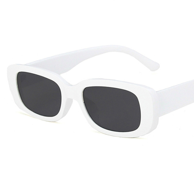 Luxury Brand Travel Small Rectangle Sun Glasses  4