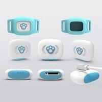 Waterproof Kid Anti lost Alarm LBS Tracking Track Collar Wireless Bluetooth GPS Locator Smart FP03 Pet Dog GPS Tracker Finder
