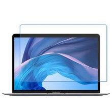 Novo 3 pçs/lote anti brilho fosco protetor de tela para macbook ar 2020 13.3 polegadas película protetora de vidro não temperado