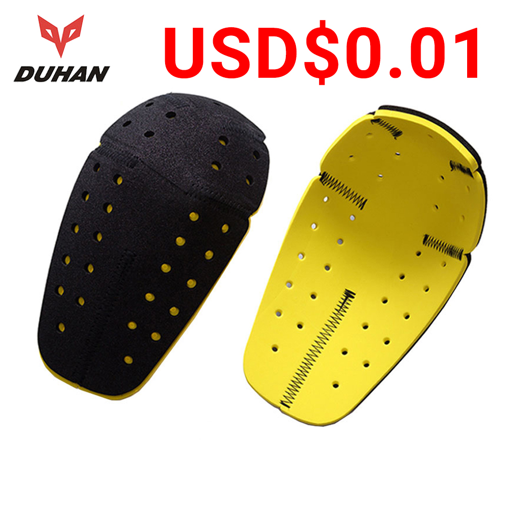 DUHAN Motorcycle Knee Protector Rodilleras Moto Knee Pad Motocross Shoulders Elbows Back Protective Gear Moto Biker  BackPads