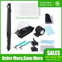 Dragonhawk Hand Poke and Stick Tattoo Kit Clean Safe Stick Poke