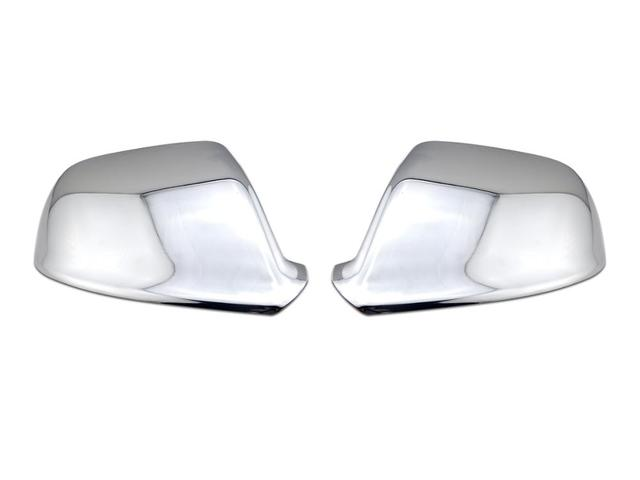 Car exterior accessories Chrome Door Wing side Mirror Cap rear view mirror cover for AUDI Q7 2006-2014 2
