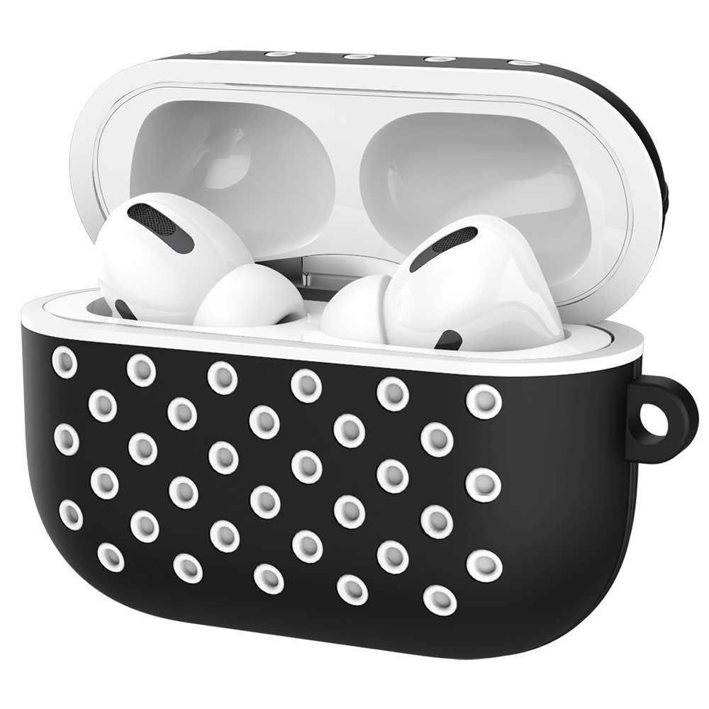ソリため airpods プロ apple 3 ワイヤレスイヤホン保護ケースイヤホン保護イヤホンケース