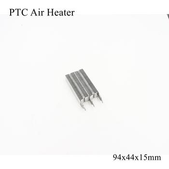 94x44x15mm 220V 600W ogrzewacz PTC ceramiczny termistor ogrzewanie powietrza Mini grzejniki zewnętrzne indukcja akwarium samochód Film płyta tanie i dobre opinie Patio grzejniki Elektryczne Zaopatrzony