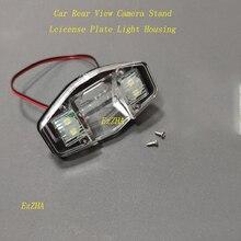 EzZHA Auto Rückansicht Kamera Halterung Lizenz Platte Lichter Gehäuse Halterung Für Honda Accord Odyssey Pilot Acura TSX Civic EK FD