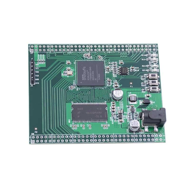 XILINX FPGA SDRAM Spartan-6 Core Board XILINX FPGA Spartan6 Development Board  XC6SLX16 32MB Micron MT48LC16M16A2