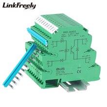 цена на MRD-060D2 10pcs Original Programmable LED Indicator SSR DC DC 2A Input:5V 12V 24VDC Bridging Interface Relay Module Switch Board