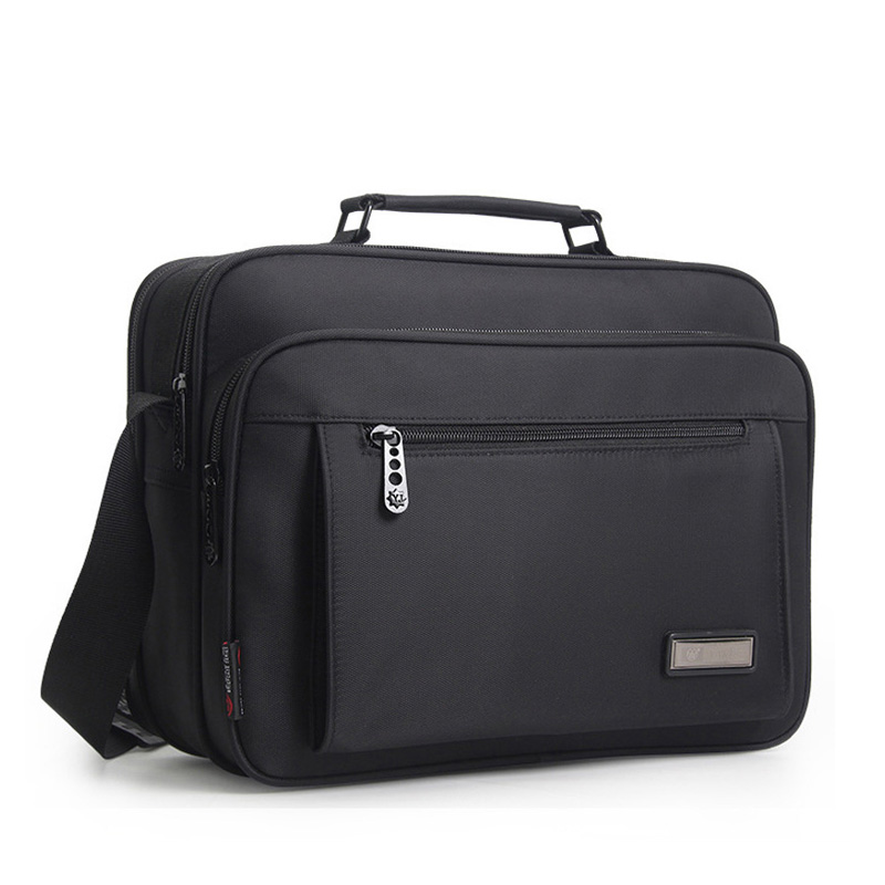 2019 Business Laptop Bag Handbag Men Bag Oxford Cloth Large Capacity Handbags High Quality Shoulder Bags Briefcase
