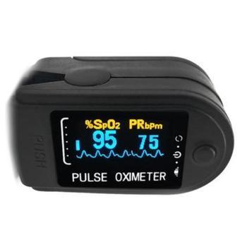 Palca pulsoksymetr De Dedo Pulso Oximetro domu rodzina pulsoksymetr Pulsioximetro pulsoksymetr napalcowy LED OLED tanie i dobre opinie ACEHE Digital Oxygen Meter Clip