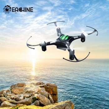 Eachine H8 Mini Headless Mode 2.4G 4CH 6 Axel with Headless Mode RC Drone Quadcopter RTF Outdoor Toys for Kids
