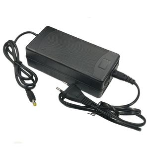 Image 3 - 54.6V 3A Battery Charger For 13S 48V Li ion Battery electric bike lithium battery Charger High quality Strong heat dissipation..