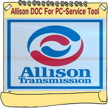 Горячая Универсальный Allison DOC Трансмиссия ПК-Сервис Инструмент может работать с NEXIQ бесплатно активный