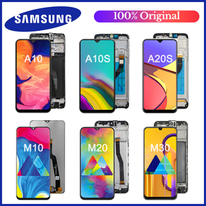 A20S Original Display For Samsung Galaxy A10 A105F A10S A107 M20 M305 LCD Touch Screen Digitizer Assembly For Samsung M10 lcd