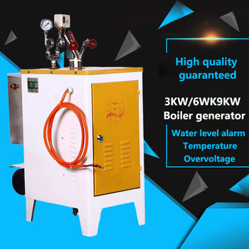 Dry Cleaners Fully Automatic Steam Ironing Generator Equipment Electric Heating 6KW Small Boiler Steam Engine Garment Factory цена 2017