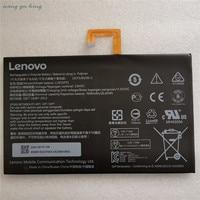 Оригинальный Новый 3,8 В 7000 мАч 26,6 Вт · ч оригинальный L14D2P31 Аккумулятор для Lenovo Tab 2 A7600-F A10-70F Tab2 A10-70 A10-70L батарея