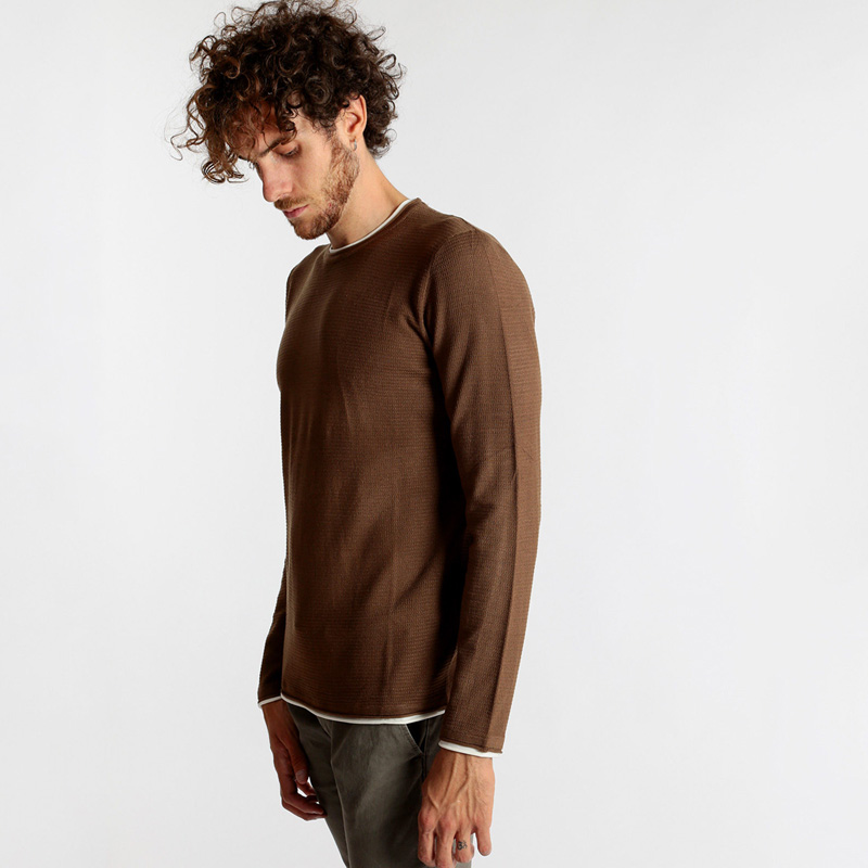 Enos Jeans Maglioncino Men Round Neck