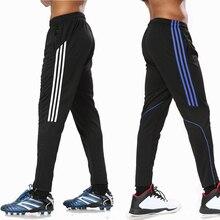 Новые Мужские Молодежные спортивные штаны для бега с карманами на молнии, спортивный для футбола, спортивные штаны, спортивный костюм для бега, штаны для спортзала