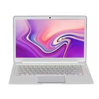 13.3 Inch Ultrabook with 8G RAM for Intel J3455 Win10 Laptop 1920x1080 Full HD Notebook